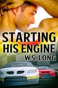 Starting His Engine by W.S. Long