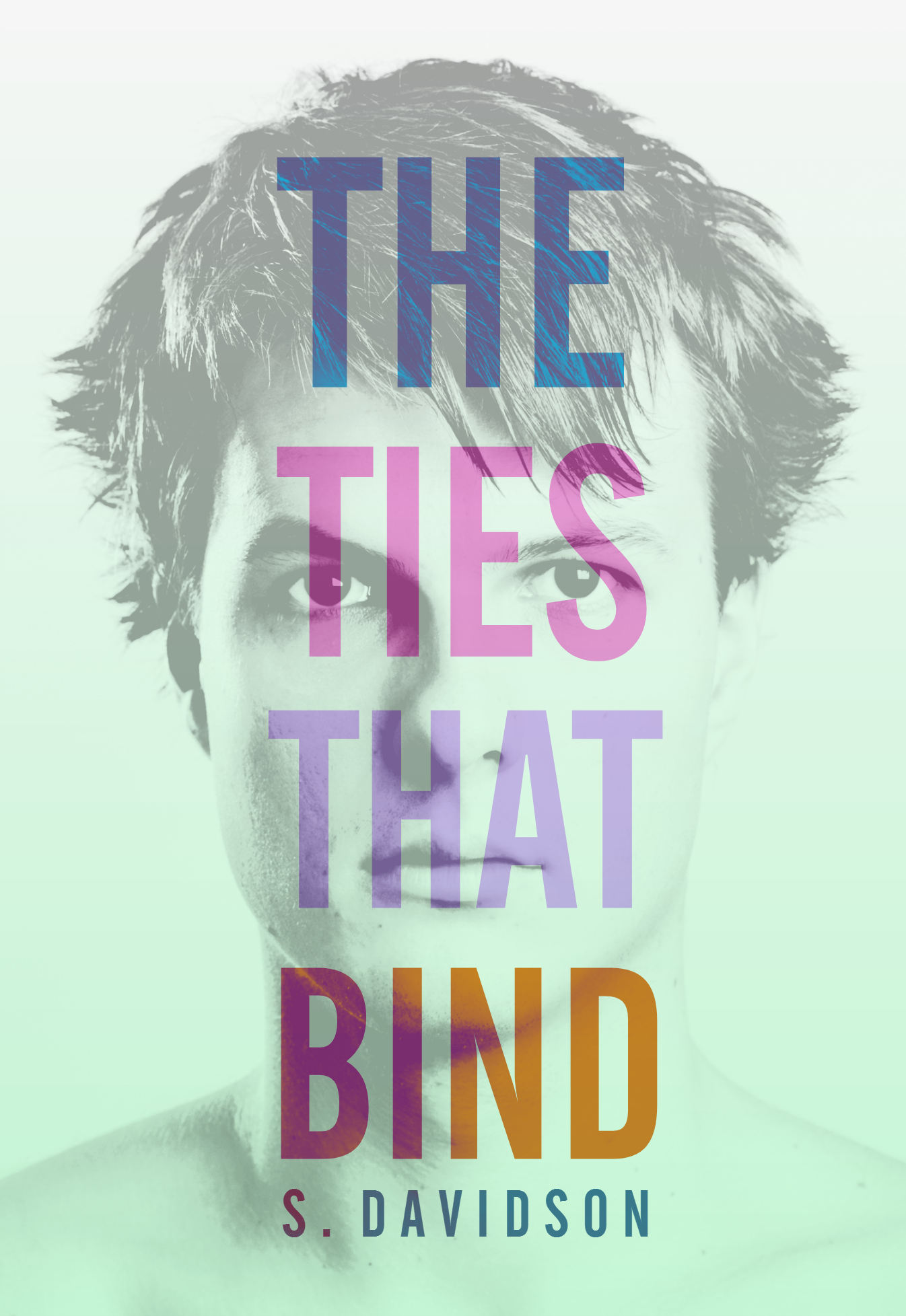 Excerpt and Giveaway: The Ties That Bind by S. Davidson