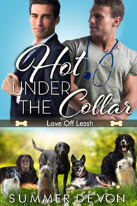 Review: Hot Under the Collar by Summer Devon