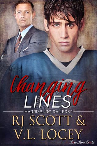 Review: Changing Lines by R.J. Scott & V.L. Locey