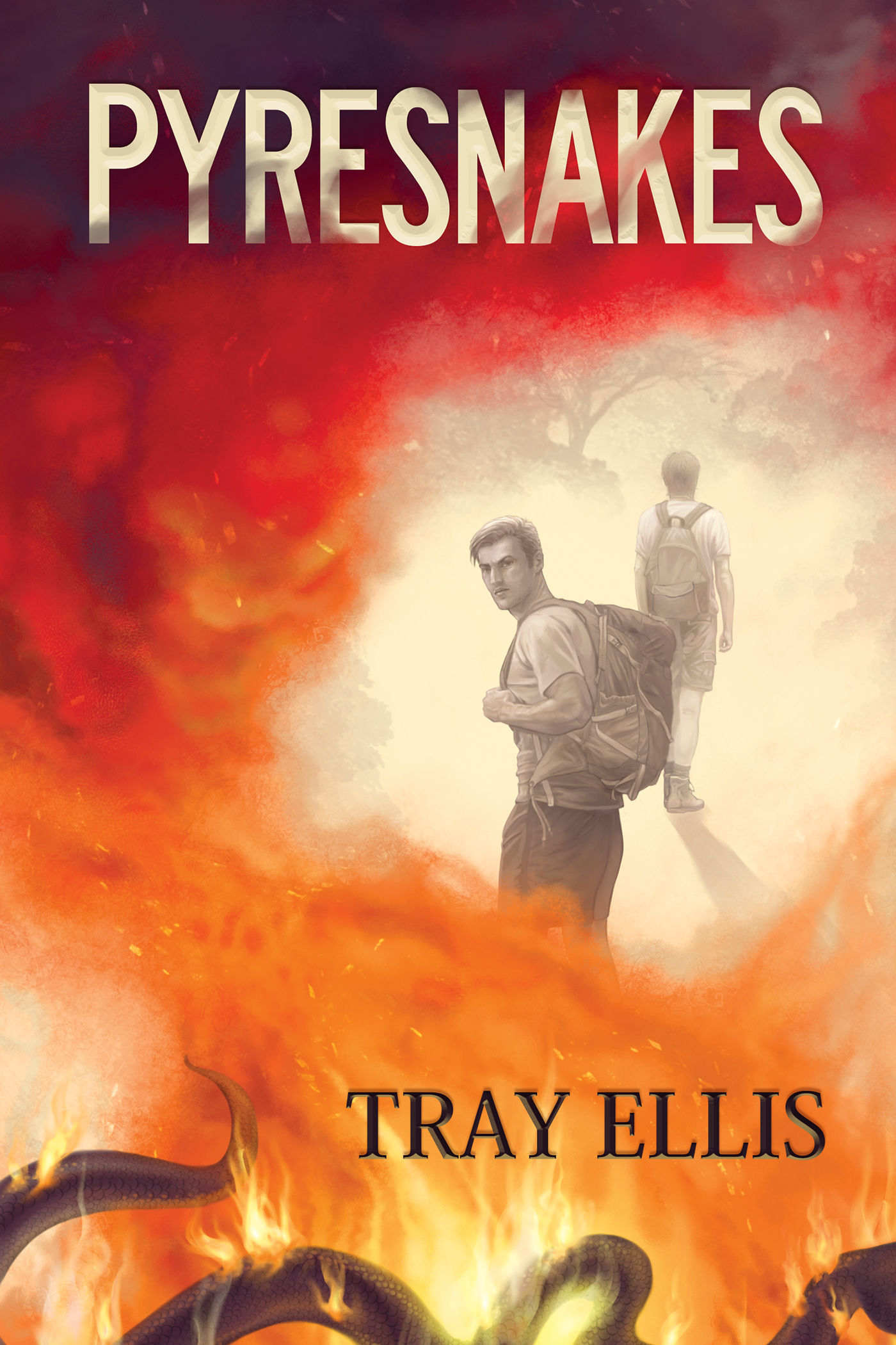 Review: Pyresnakes by Tray Ellis