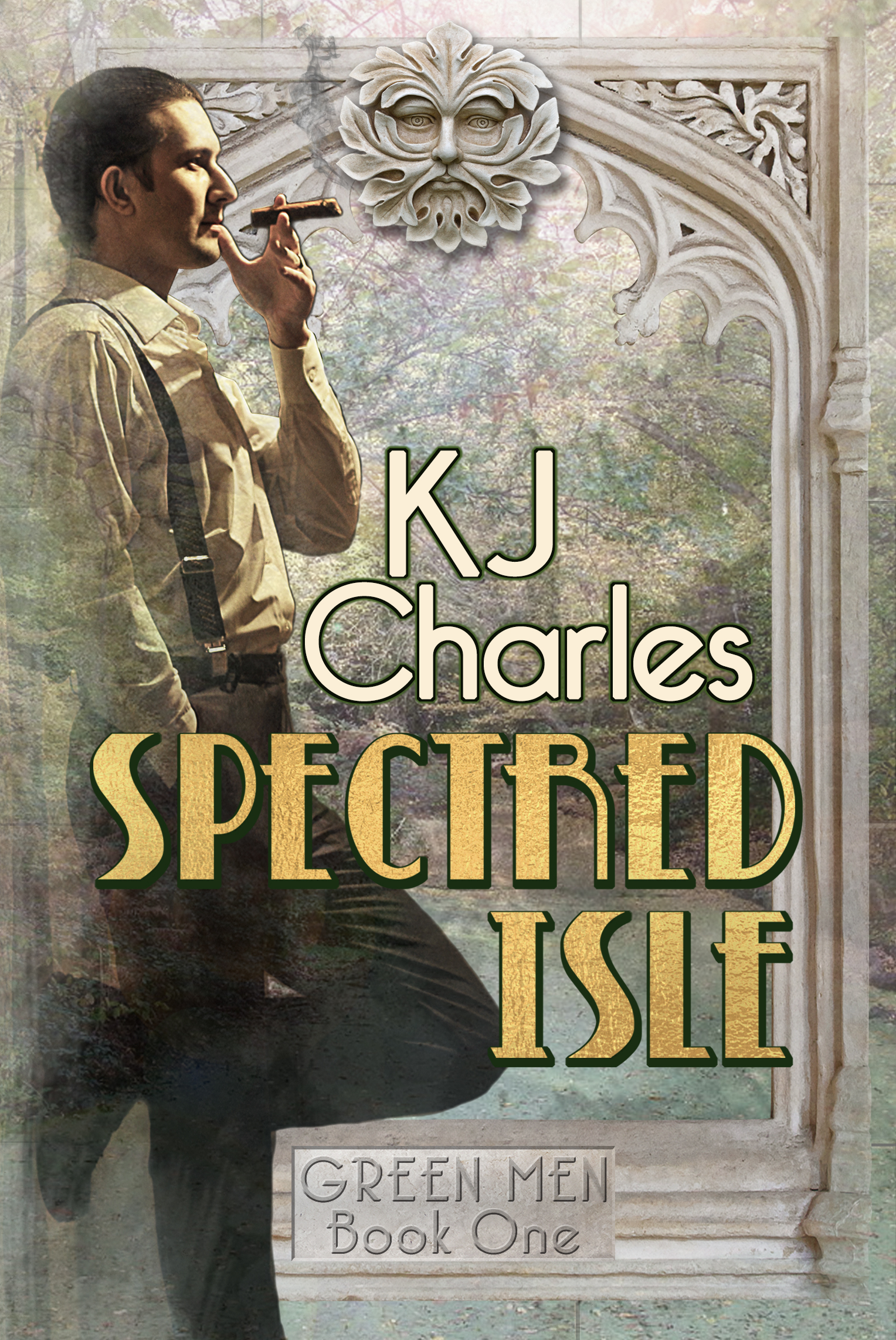 Guest Post: Spectred Isle by K.J. Charles