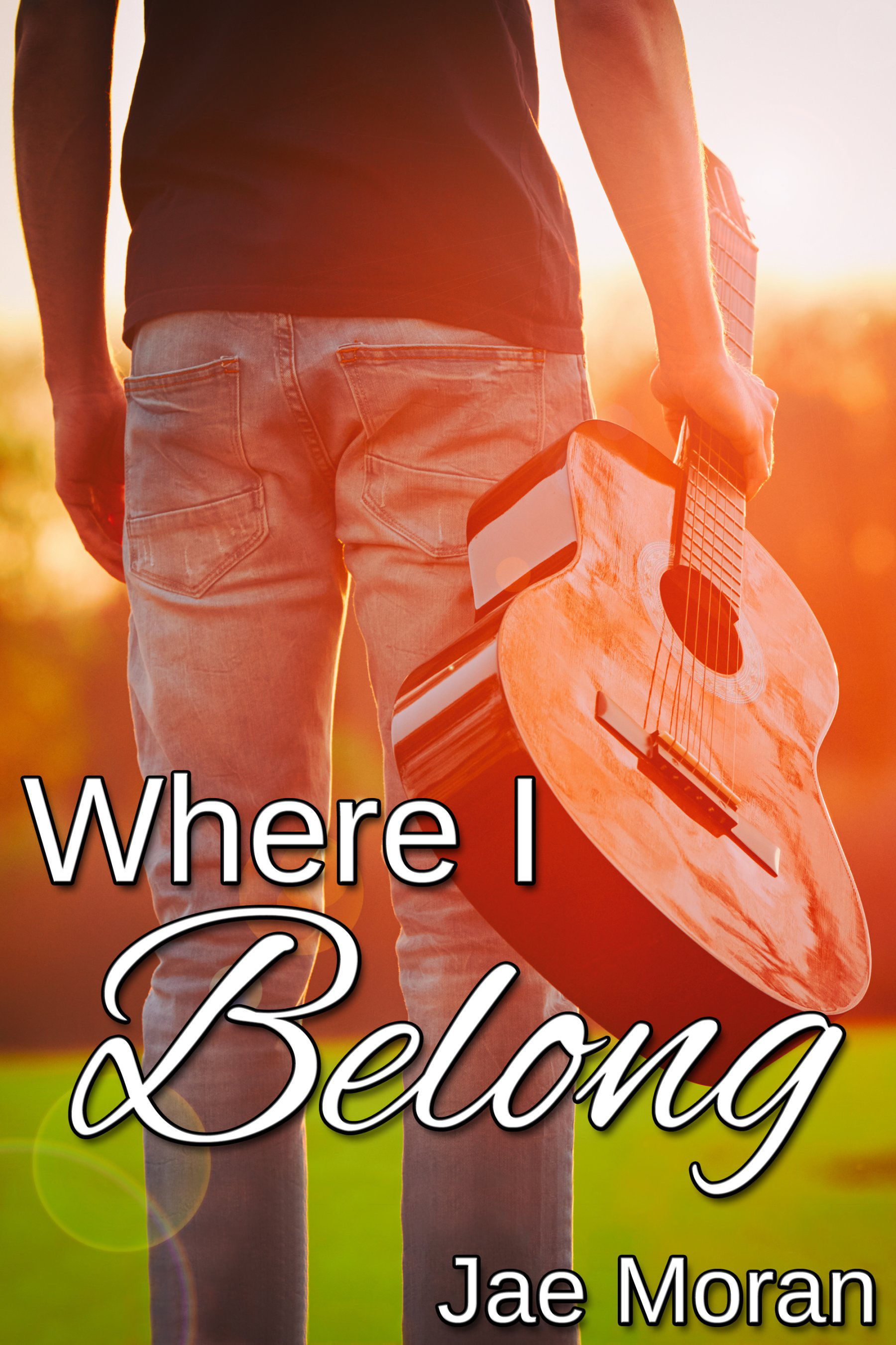 Review: Where I Belong by Jae Moran