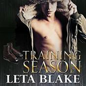 Audiobook Review: Training Season by Leta Blake