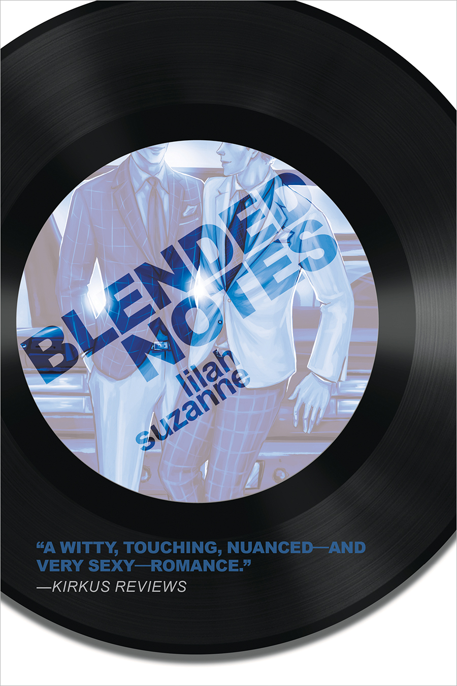 Excerpt and Giveaway: Blended Notes by Lilah Suzanne