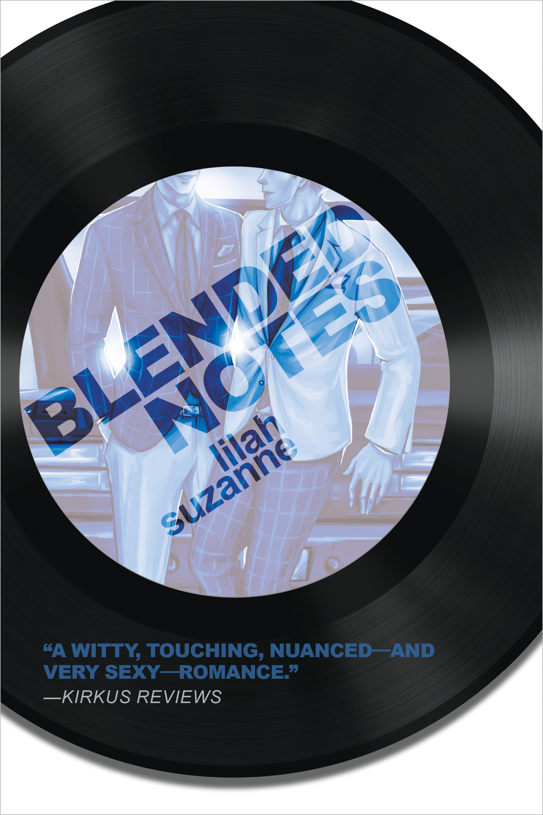Review: Blended Notes by Lilah Suzanne