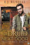Review: The Druid Next Door by E.J. Russell