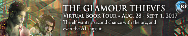 Glamour Thieves Tour Banner