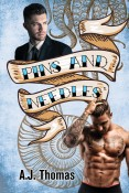 Review: Pins and Needles by A.J. Thomas