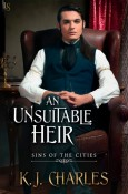 Review: An Unsuitable Heir by K.J. Charles