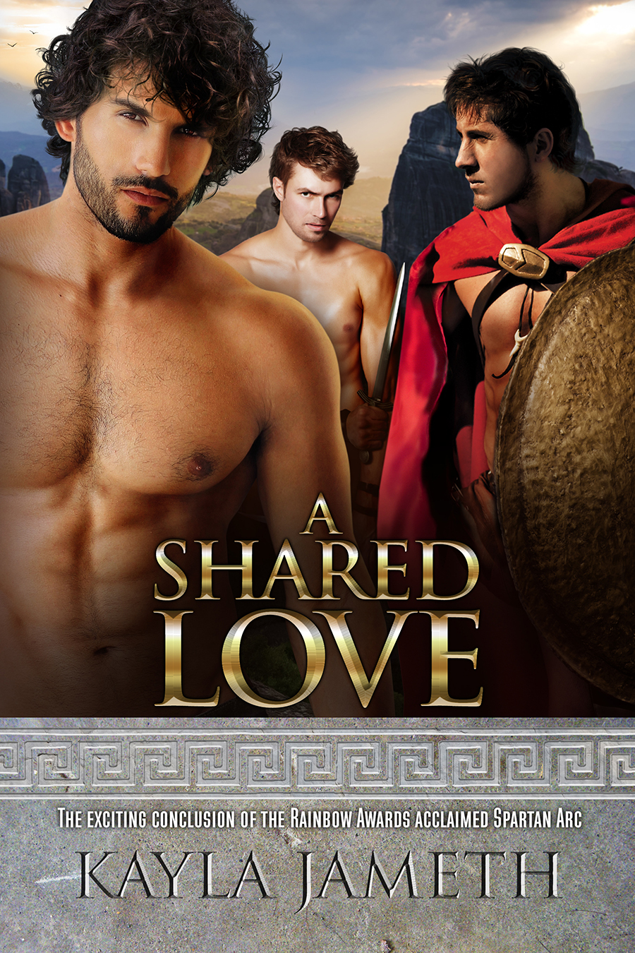 Excerpt and Giveaway: A Shared Love by Kayla Jameth
