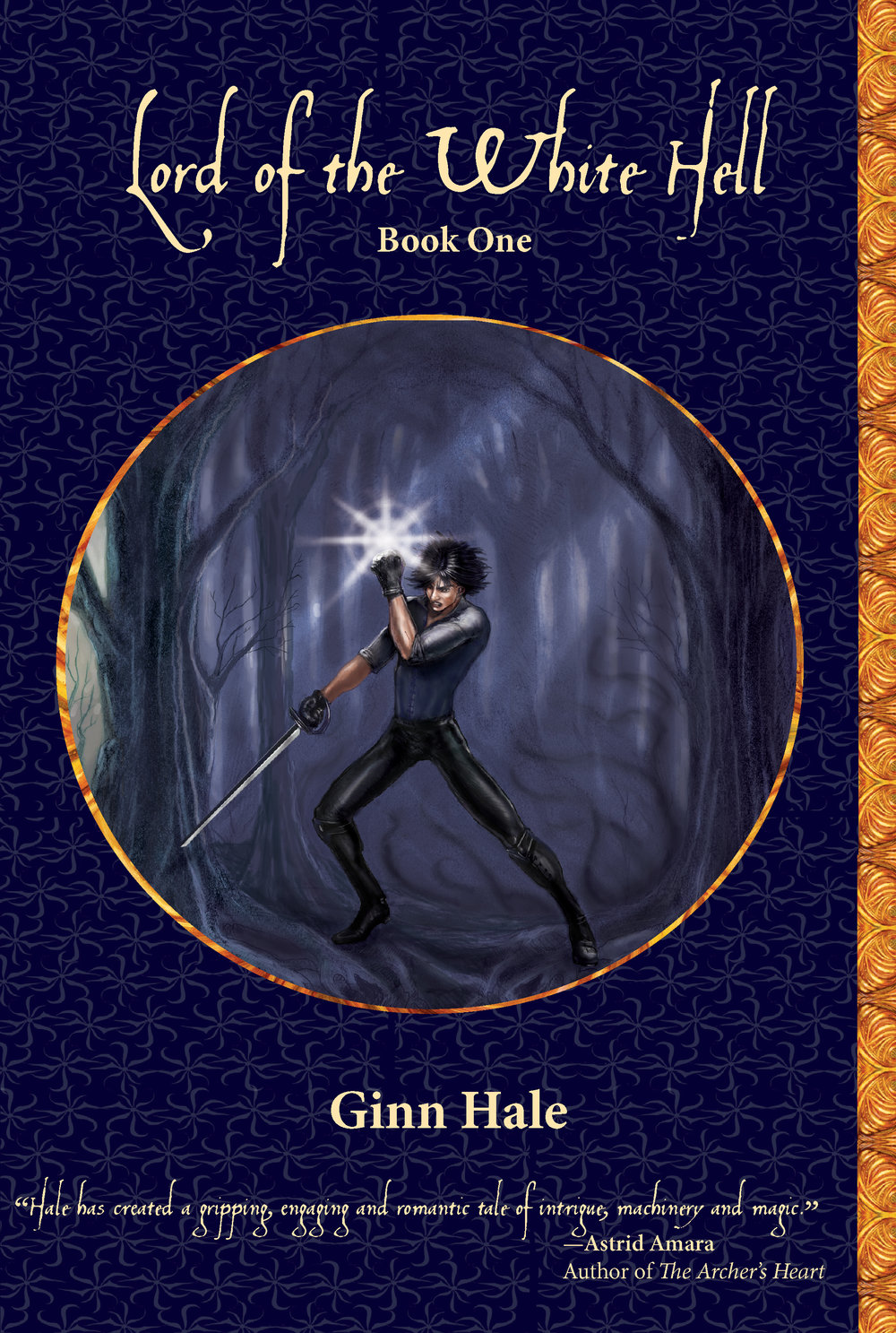 Guest Post and Giveaway: The Lord of the White Hell by Ginn Hale