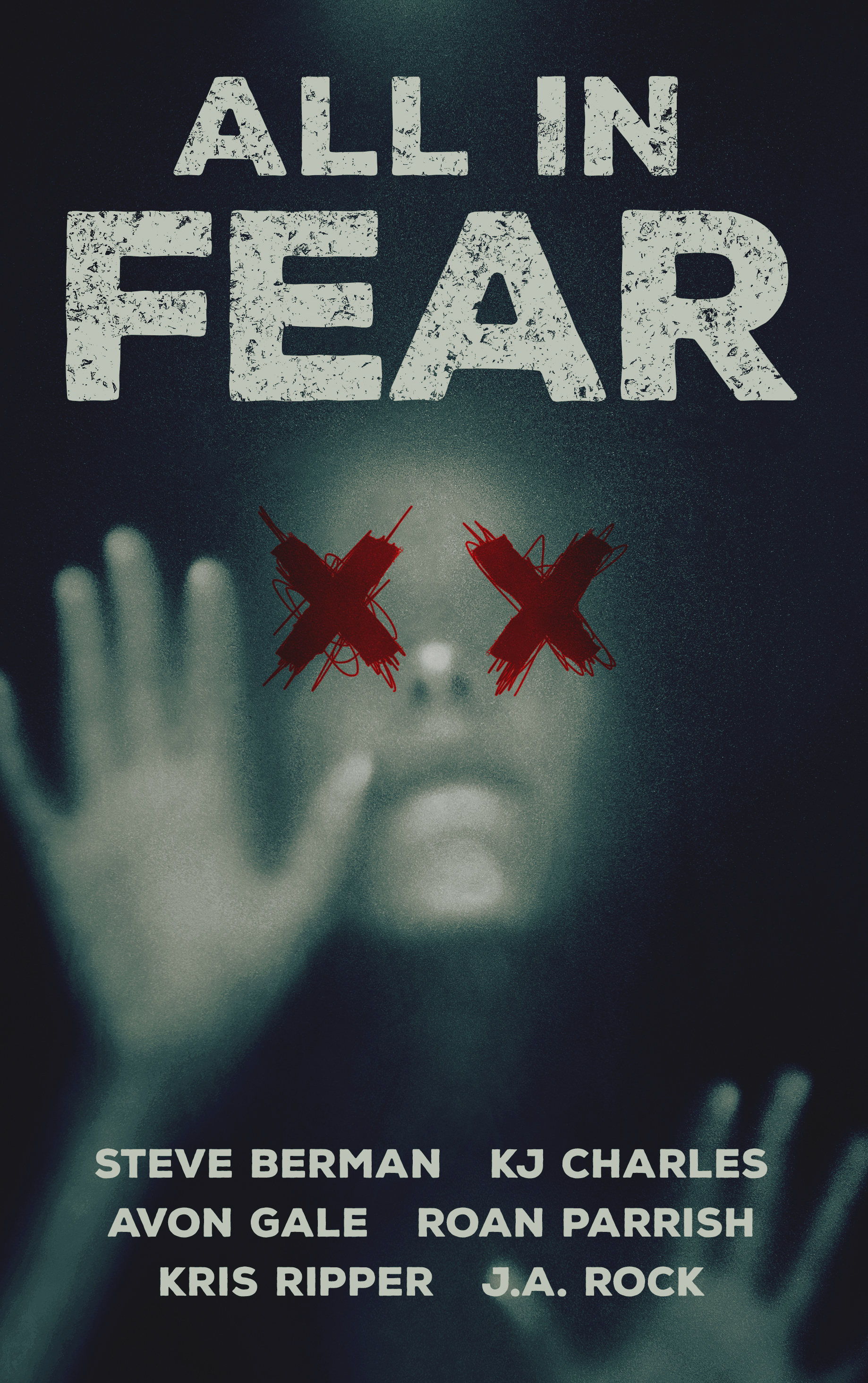 Guest Post: All in Fear: A Collection of Six Horror Tales by Steve Berman
