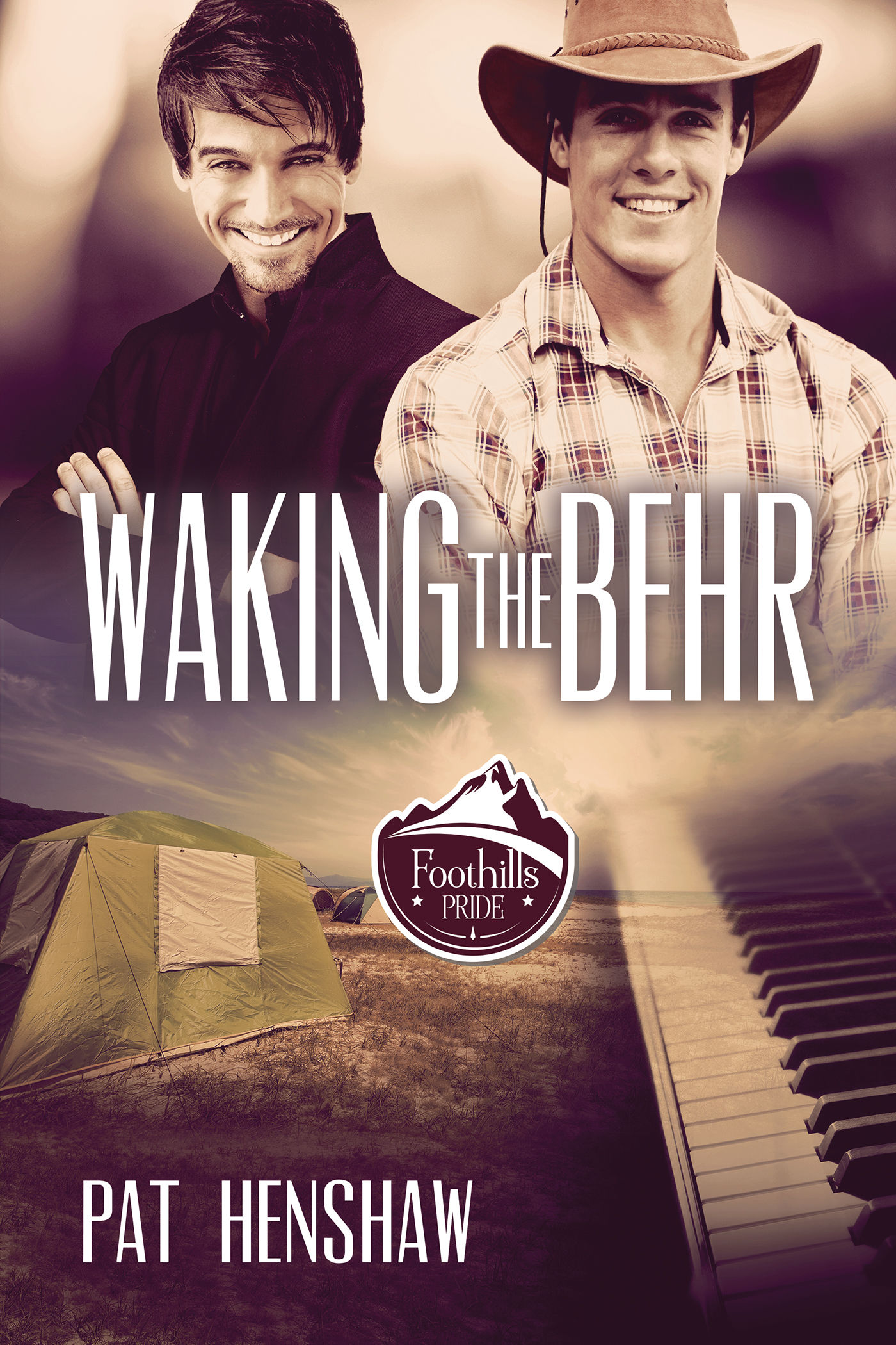 Review: Waking the Behr by Pat Henshaw