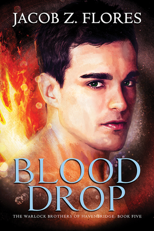 Review: Blood Drop by Jacob Z. Flores