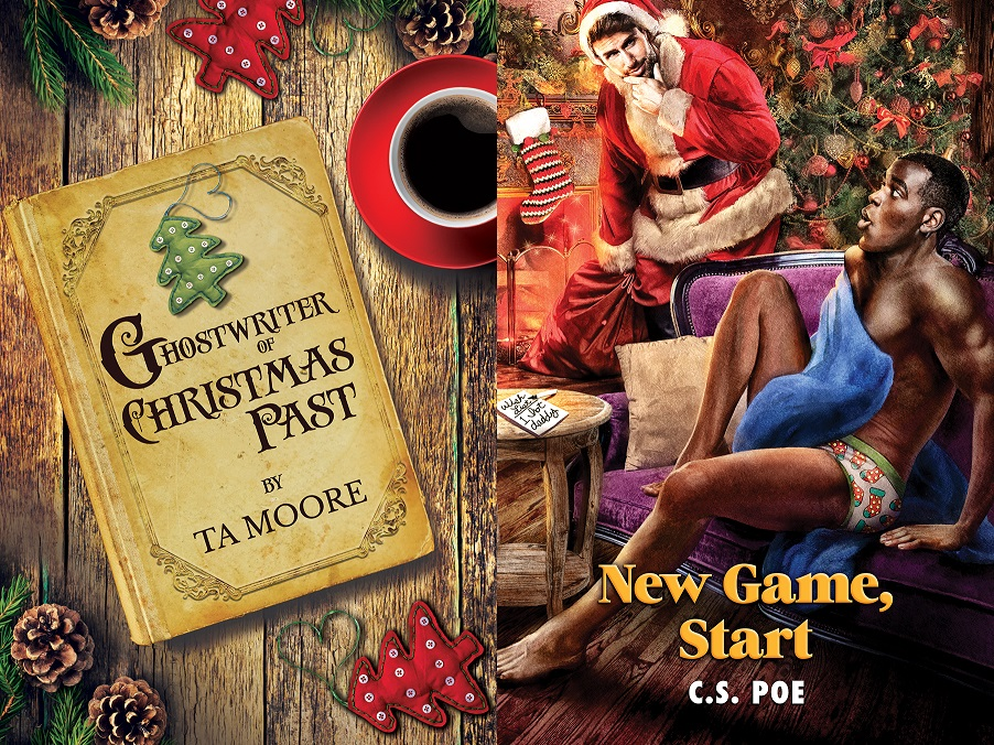 Guest Post and Giveaway: 2017 Advent Stories with T.A. Moore and C.S. Poe