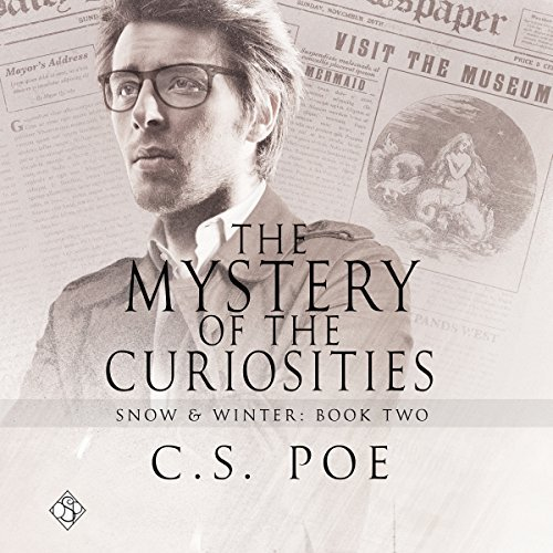 Excerpt and Giveaway: The Mystery of the Curiosities audiobook with Derrick McClain