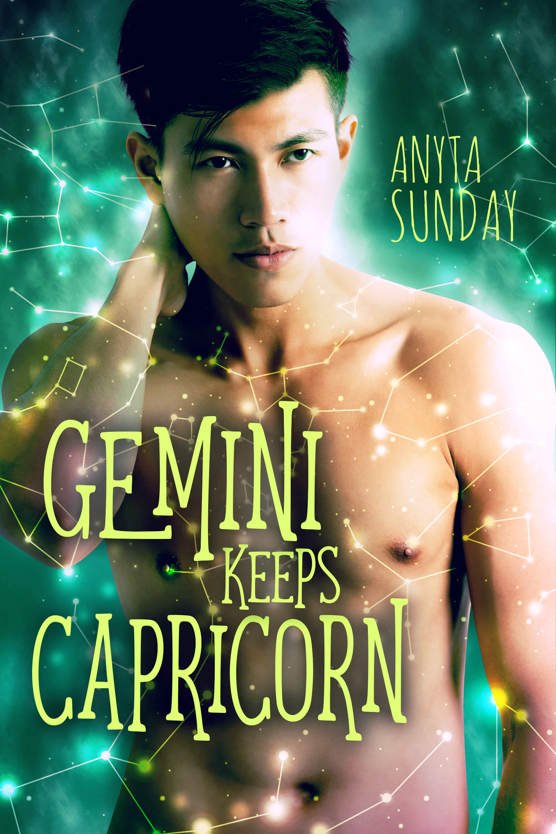 Guest Post: Gemini Keeps Capricorn by Anyta Sunday