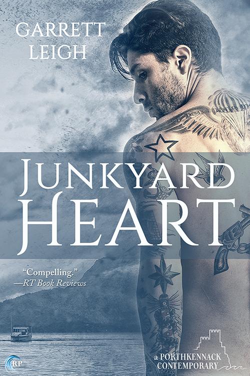Excerpt and Giveaway: Junkyard Heart by Garrett Leigh
