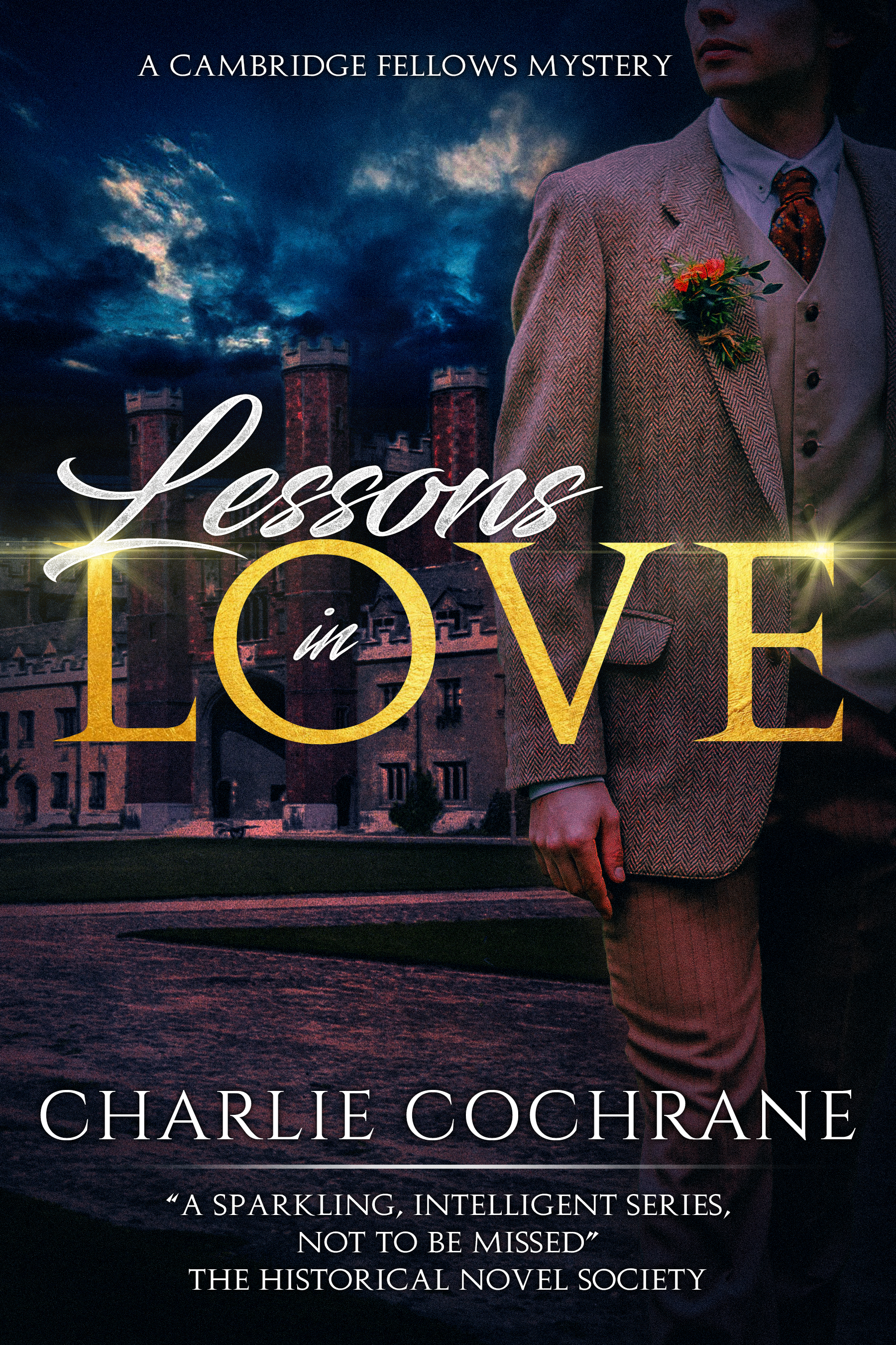 Guest Post and Giveaway: Cambridge Fellows Mysteries by Charlie Cochrane