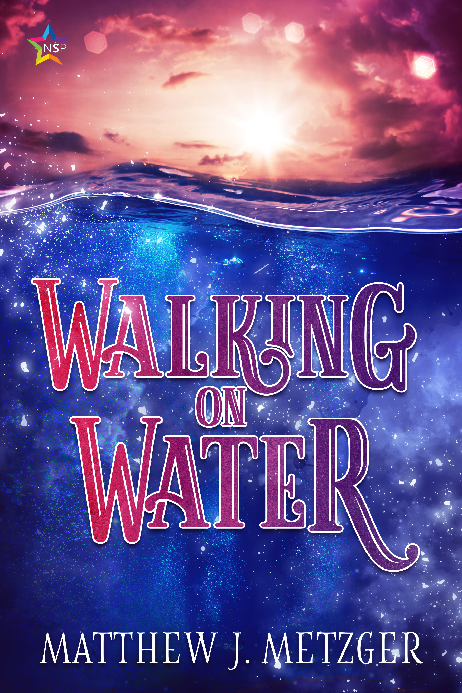 Guest Post: Walking on Water by Matthew J. Metzger