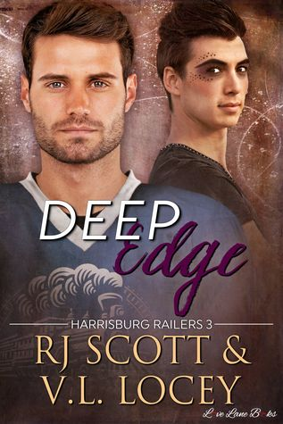 Review: Deep Edge by R.J. Scott and V.L. Locey