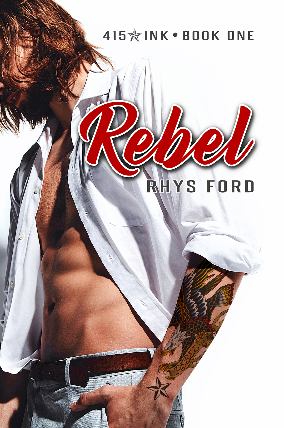Guest Post and Giveaway: Rebel by Rhys Ford