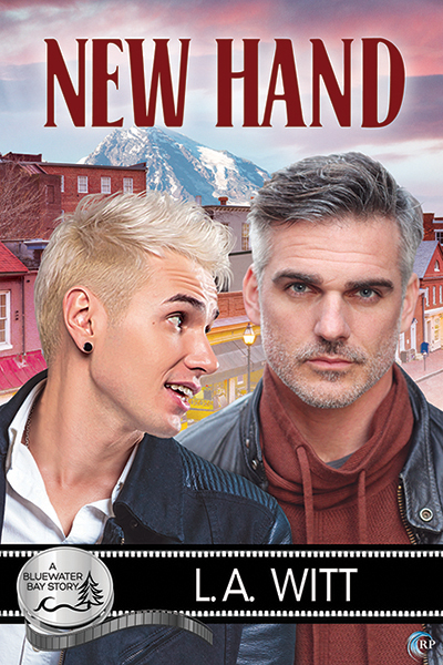 Guest Post and Giveaway: New Hand by LA Witt