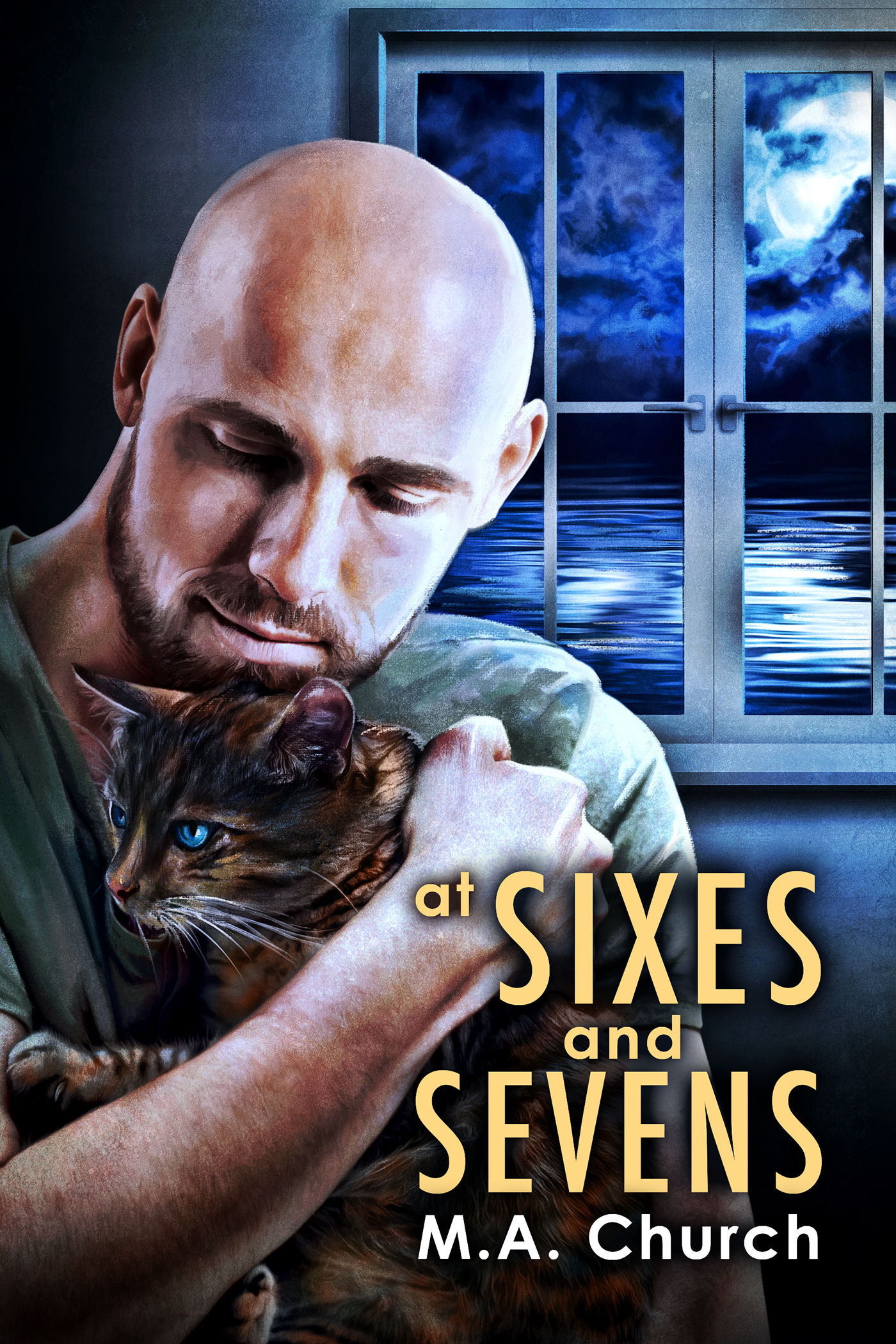 Review: At Sixes and Sevens by M.A. Church