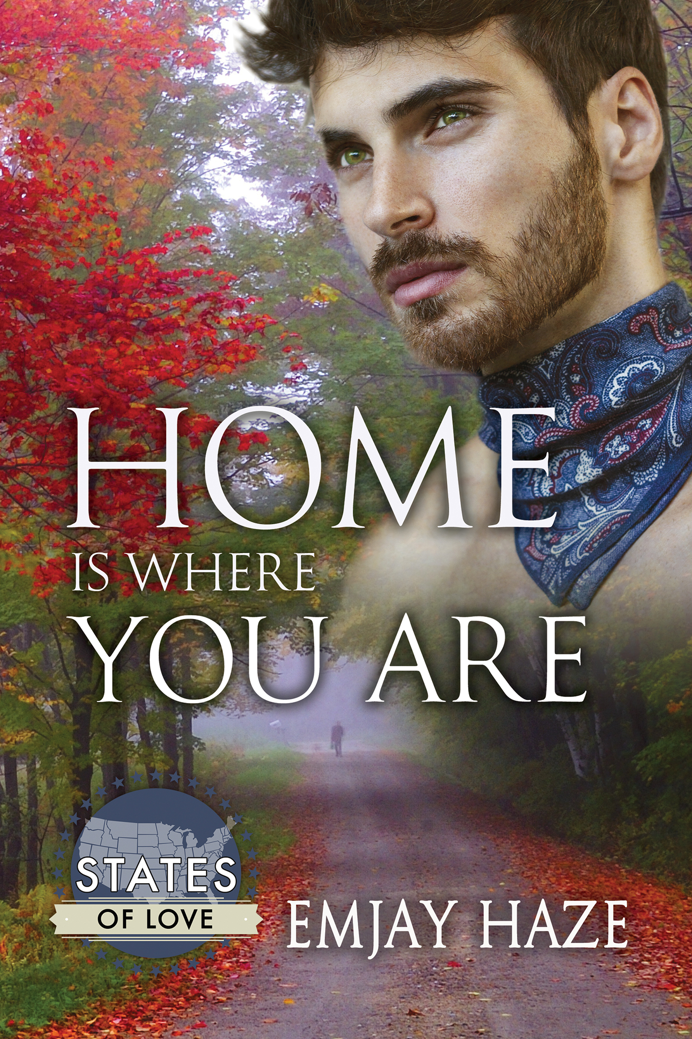 Guest Post and Giveaway: Home Is Where You Are by Emjay Haze