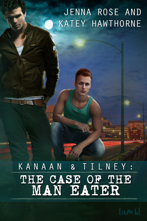 Guest Post and Giveaway: Kanaan & Tilney: The Case of the Man Eater by Jenna Rose and Katey Hawthorne