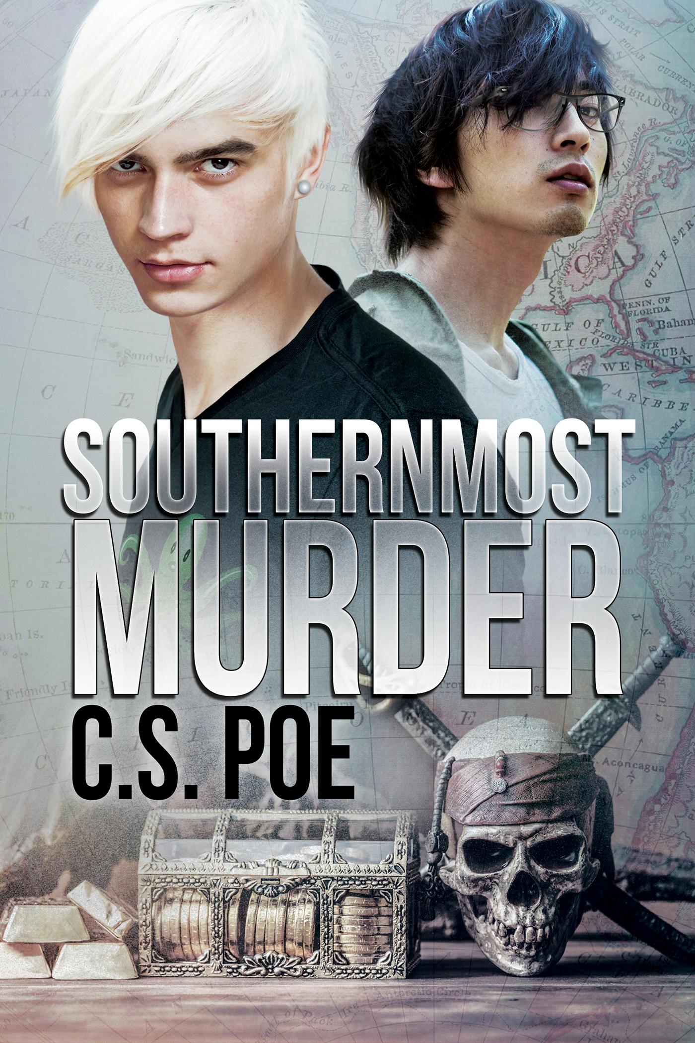 Guest Post and Giveaway: Southernmost Murder by C.S. Poe