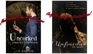 This can go anywhere. It's the promo for both books at 99 cents for a limited time.