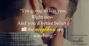 The New Neighbor - I'm going to kiss you teaser
