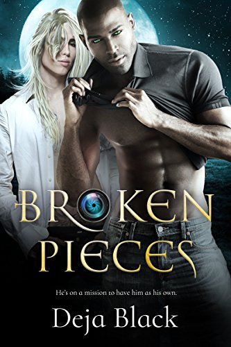 Review: Broken Pieces by Deja Black