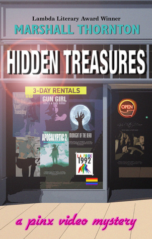 Review: Hidden Treasures by Marshall Thornton