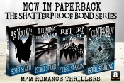 Giveaway: Shatterproof Bond series by Isobel Starling