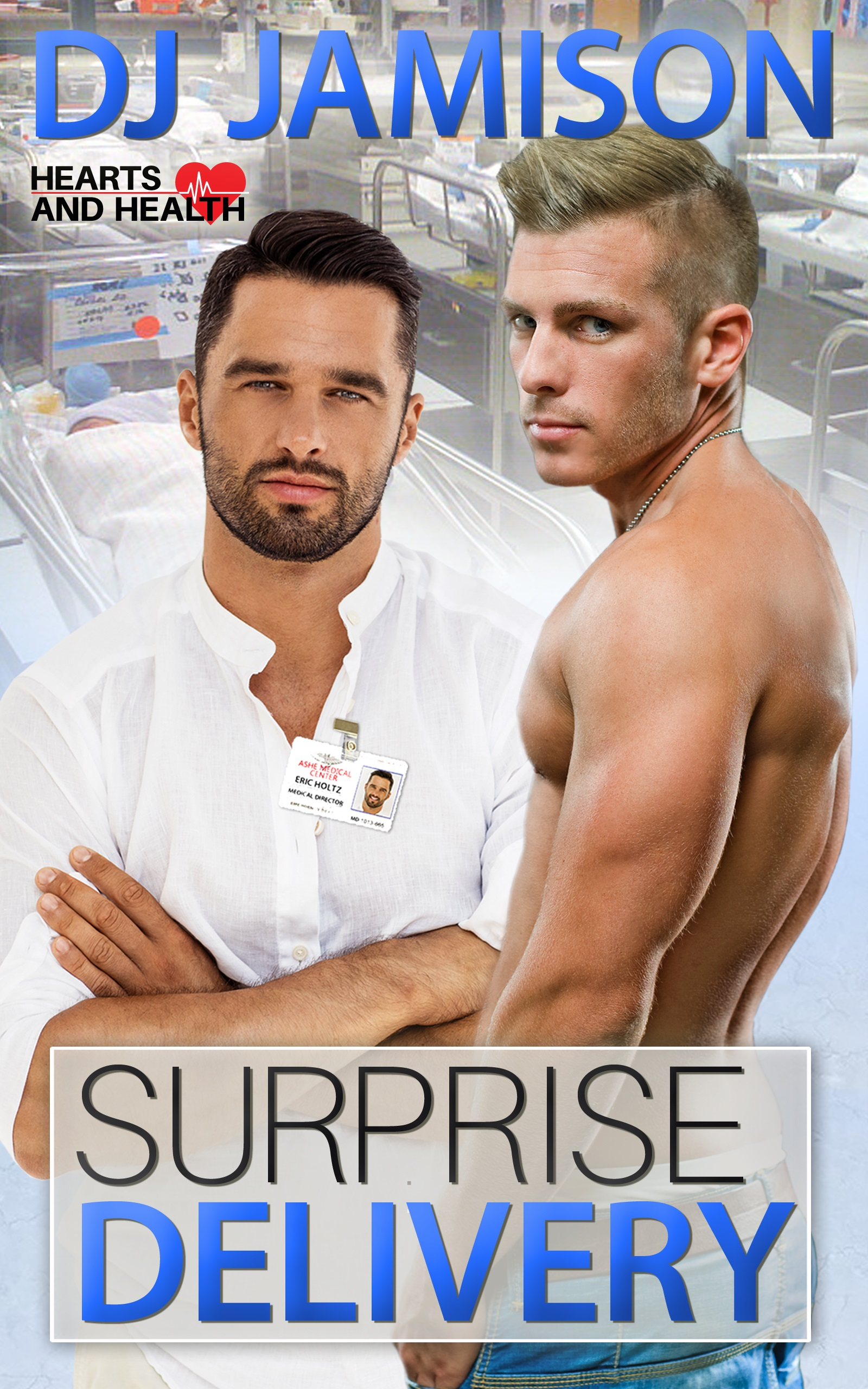 Excerpt and Giveaway: Surprise Delivery by D.J. Jamison