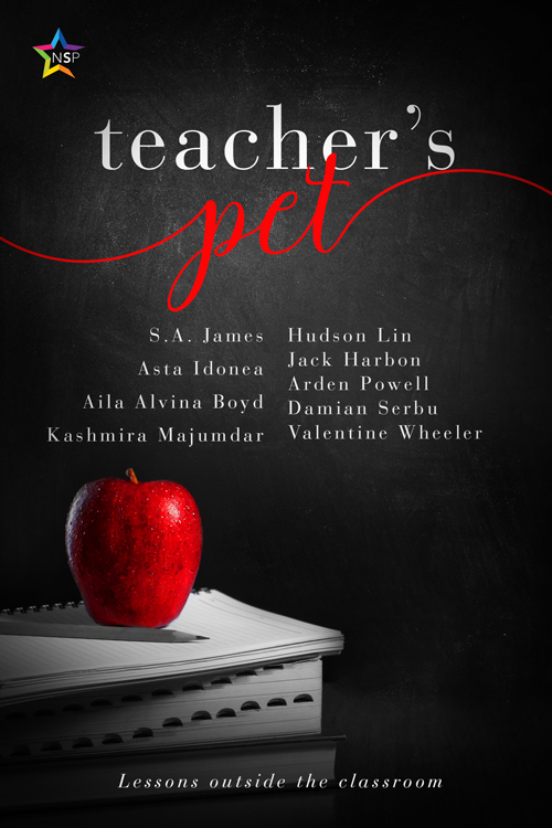 Guest Post and Giveaway: Teacher's Pet Anthology