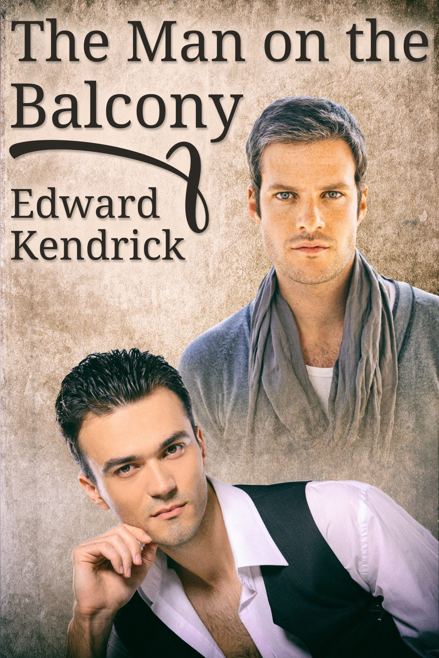 Review: The Man on the Balcony by Edward Kendrick