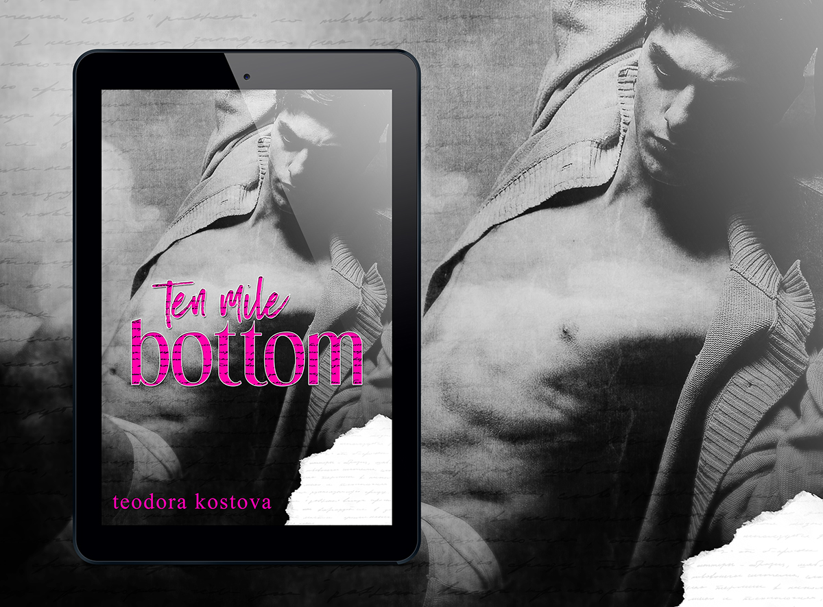 Guest Post and Giveaway: Ten Mile Bottom by Teodora Kostova