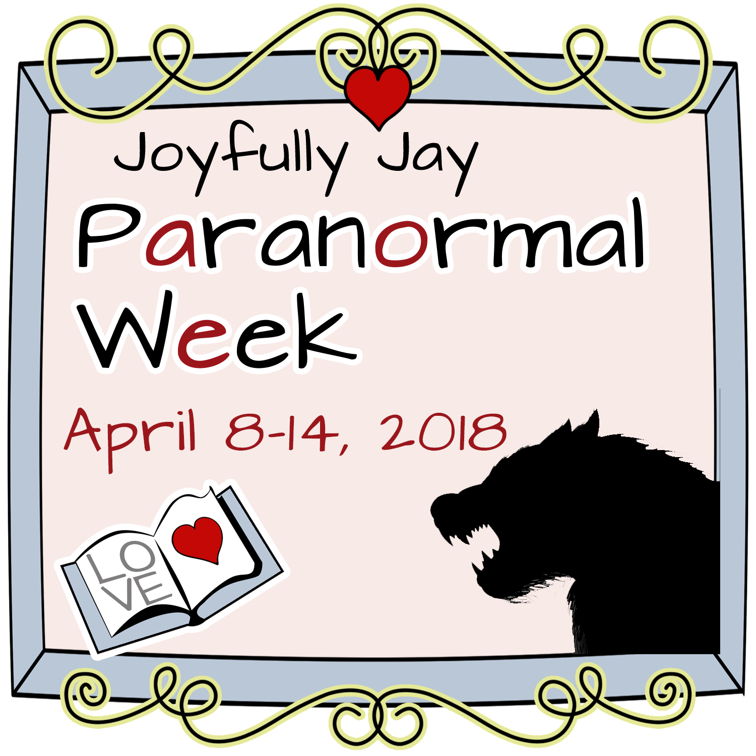 Paranormal Week Giveaways!!!