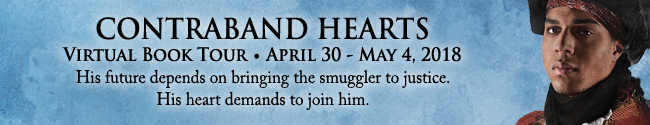 Contraband Hearts Tour Banner