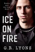 Guest Post and Giveaway: Ice On Fire by G.R. Lyons