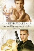 Guest Post and Giveaway: Law and Supernatural Order Bundle by Silvia Violet