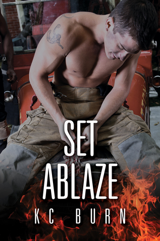 Review: Set Ablaze by K.C. Burn
