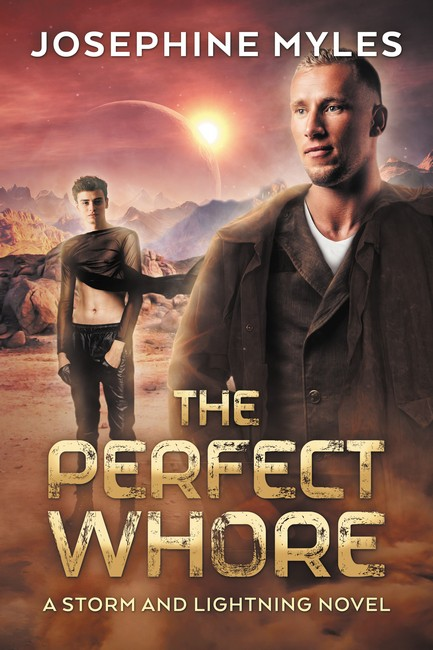 Excerpt and Giveaway: The Perfect Whore by Josephine Myles