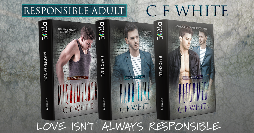 Guest Post: Responsible Adult Series by C.F. White