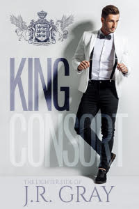 Review: King Consort by J.R. Gray