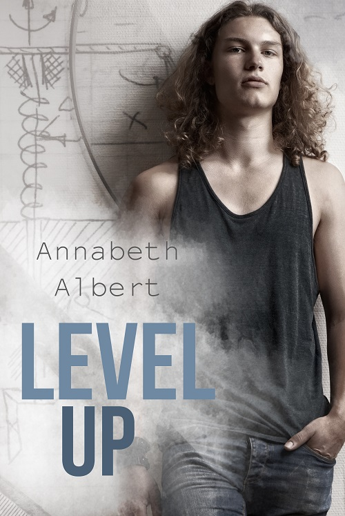 Guest Post and Giveaway: Level Up by Annabeth Albert